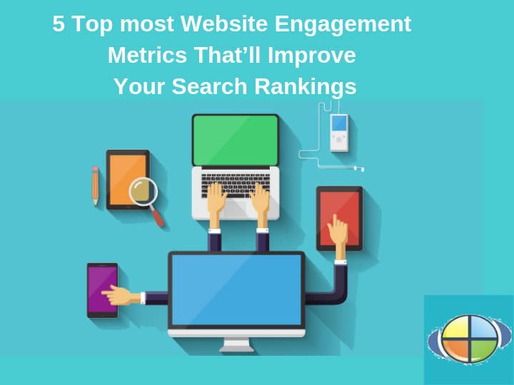 5 Top most Website Engagement Metrics That'll Improve Your Search Rankings