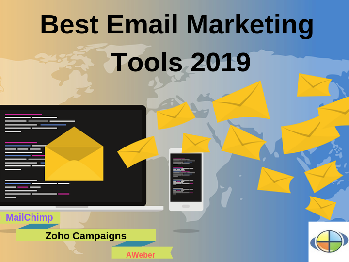 Best Email Marketing Tools 2019