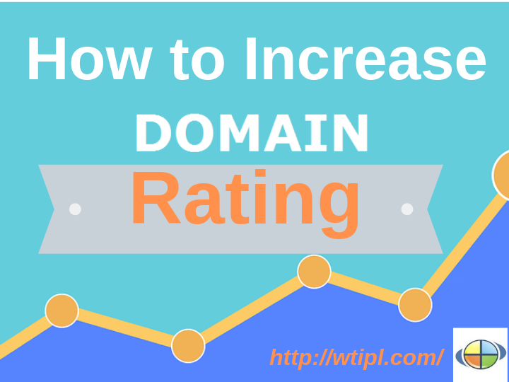 How to Increase Domain Rating