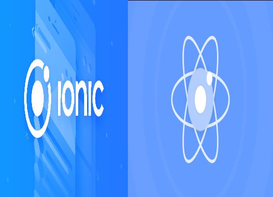 Ionic Versus React