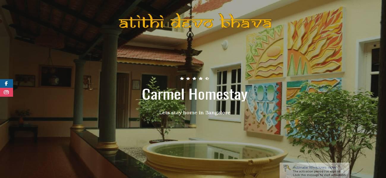 Carmel HomeStay