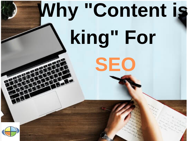 Why Content Is king For SEO